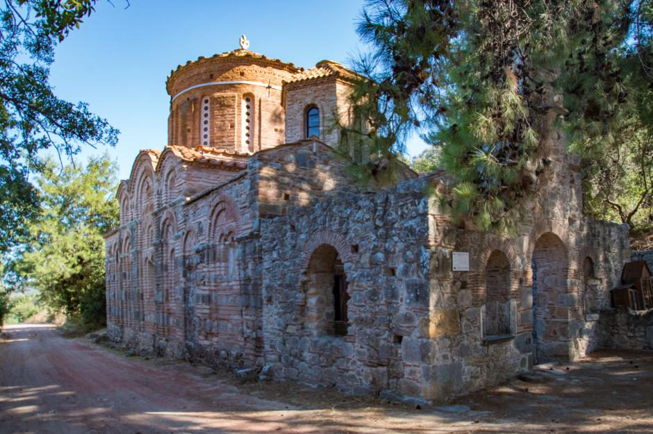 Άρωμα Βυζαντίου στη Χίο: Ο ναός της Παναγίας Κρήνας