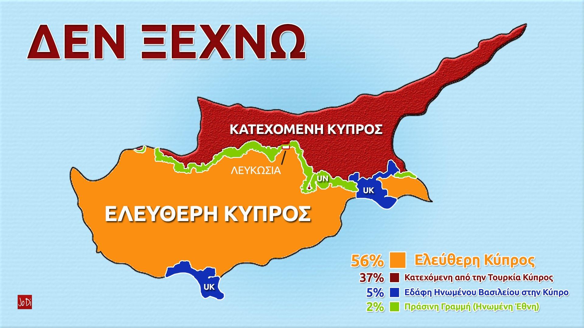 Ο σχης ε.α. Άντυ Λοΐζου για την αόρατη κατοχή της Κύπρου και τις βρεττανικές βάσεις (βίντεο)