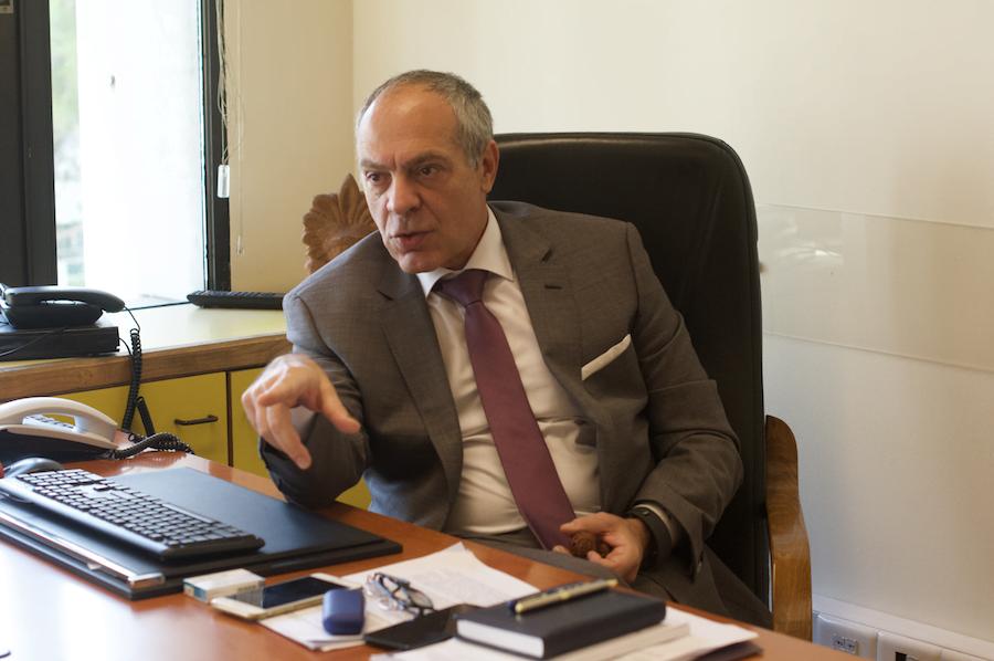 """ΣΕΑ Διακόπουλος: """"Εάν η Κύπρος δεχθεί ποτέ επίθεση, η Ελλάδα θα βρεθεί ένοπλα στο πλευρό της"""""""