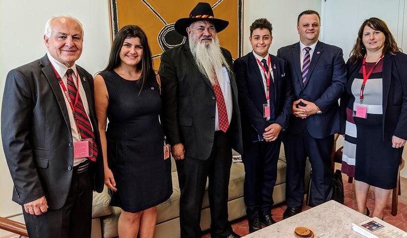 Αρμένιοι, Έλληνες και Ασσύριοι της Αυστραλίας διεκδικούν αναγνώριση των Γενοκτονιών – Συμπαράσταση από Αβορίγινα πολιτικό