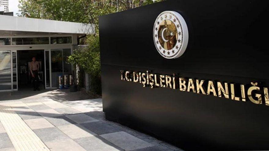Τουρκικό ΥΠΕΞ για κοινή διακήρυξη: Άξονας κακού που επιδιώκει το χάος