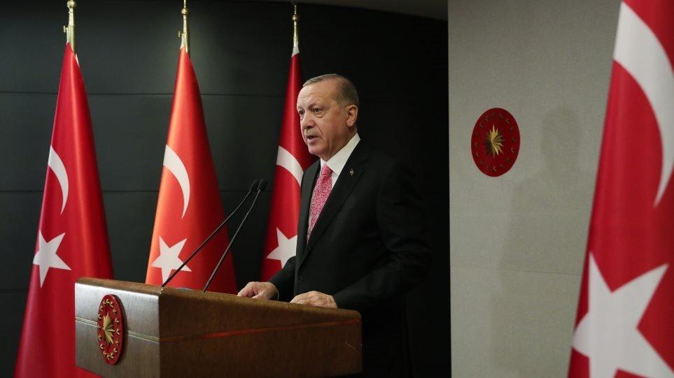 Ρετζέπ Ταγίπ Ερντογάν: Πλησιάζει η 20η και φαρμακερή (;) προσφυγή στο ΔΝΤ