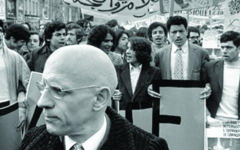 Ο Μισέλ Φουκώ και οι Αγιατολλάδες του Ιράν