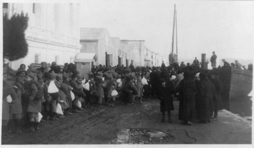 «Οι Πόντιοι εζήτησαν τη ζωήν και έλαβον το θάνατον» – Ο φορτισμένος λόγος του Ιασονίδη, το 1922