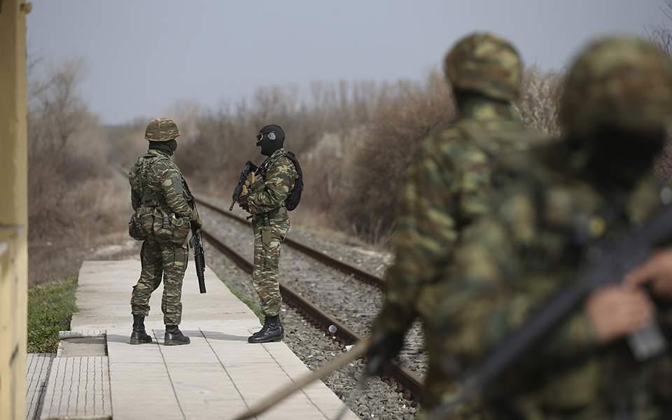 """Η """"στρατιωτική επιλογή"""" με την Τουρκία δεν πρέπει επ' ουδενί να αφαιρεθεί από το τραπέζι…"""