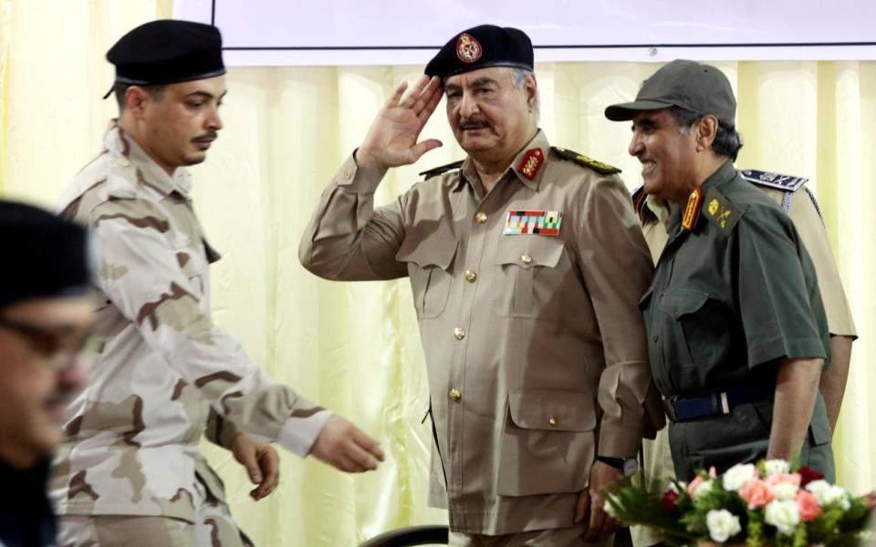 Ο Εθνικός Λιβυκός Στρατός ετοιμάζει μεγάλου βεληνεκούς αντεπίθεση έναντι του GNA