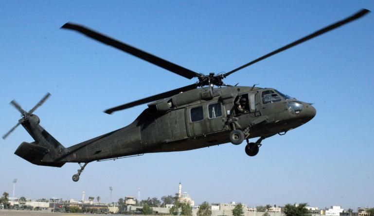 Οι ΗΠΑ δωρίζουν ελικόπτερα Black Hawk στην Αλβανία
