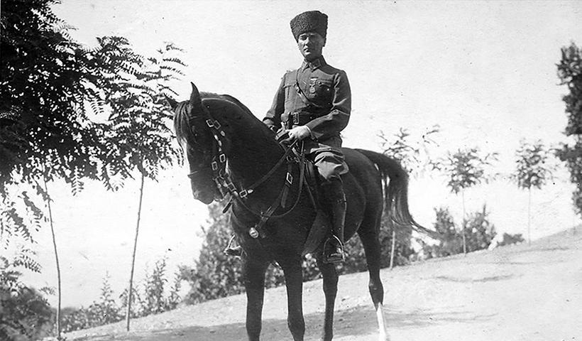 16 Μαΐου 1919: Ο Μουσταφά Κεμάλ ξεκινά για τη Σαμψούντα
