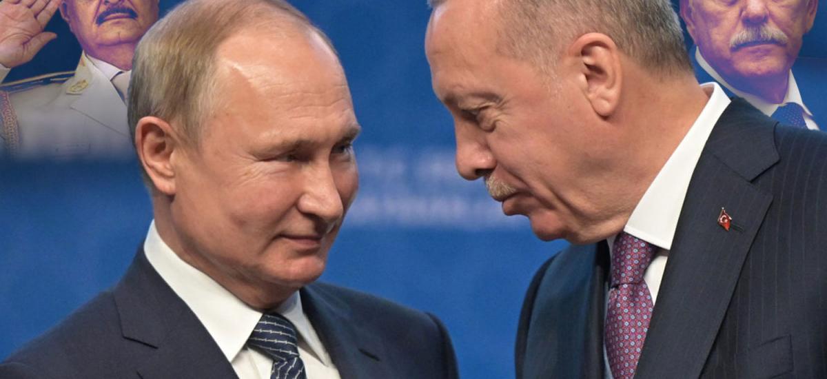 Δρ. Kerim Has: Η Τουρκία και η Ρωσία οδηγούνται σε απευθείας σύγκρουση στη Λιβύη