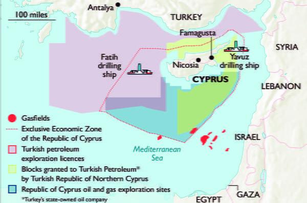 Σωσίβιο για τον Ερντογάν το φυσικό αέριο αλλά άνθρακας ο θησαυρός στην Κυπριακή ΑΟΖ