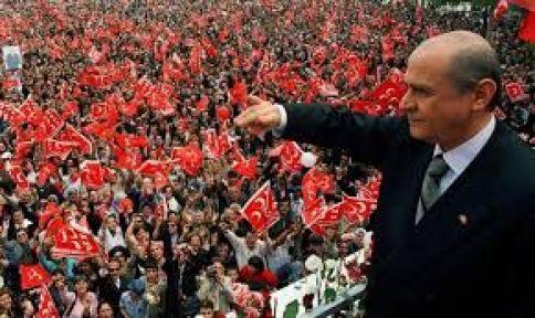 Βρυχήθηκε ο αρχηγός των γκρίζων Λύκων, Μπαχτσελί: Τα παιδιά των Τούρκων μουσουλμάνων θα κάνουν κομματάκια τα παιδιά του Βυζαντίου