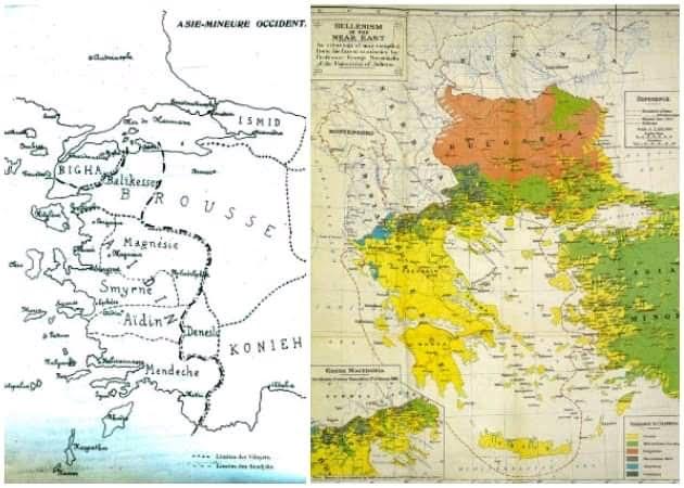 Το σχέδιο του Καζαντζάκη για τον Εξελληνισμό της Μικράς Ασίας