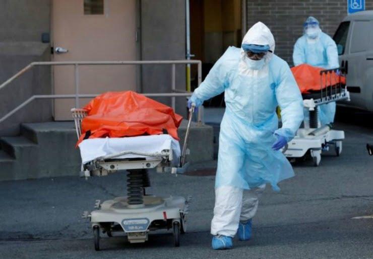 Ηλικιωμένοι ή άνεργοι οι περισσότεροι ασθενείς του ιού στην Νέα Υόρκη