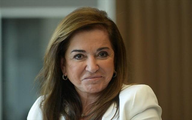 Ντόρα Μπακογιάννη: Χρειαζόμαστε μια συνολική συμφωνία με την Τουρκία