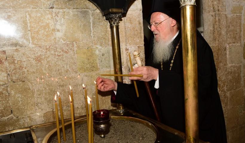 Ο Σύλλογος Κωνσταντινουπολιτών για τις ανυπόστατες κατηγορίες κατά του Πατριάρχη Βαρθολομαίου