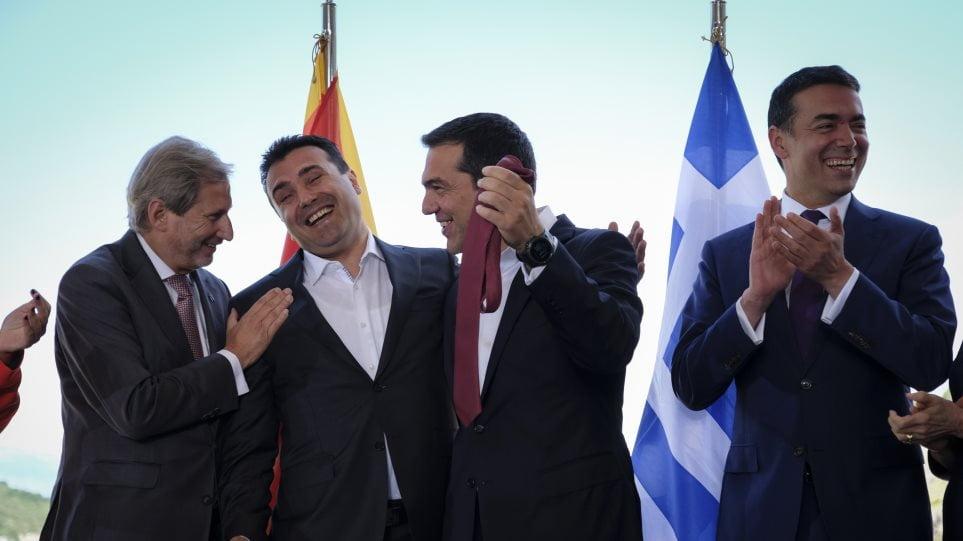Βουλγαρικά τα «μακεδονικά» – Κόλαφος για τον ΣΥΡΙΖΑ η επίσημη θέσις της Βουλγαρίας