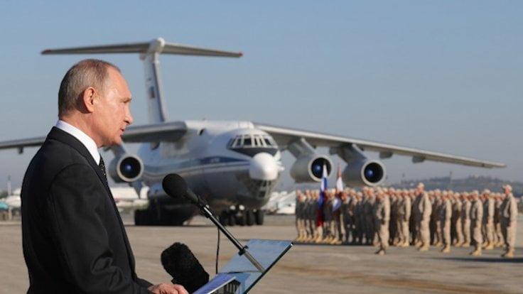 Ο Πούτιν θέλει νέες στρατιωτικές βάσεις στη Συρία