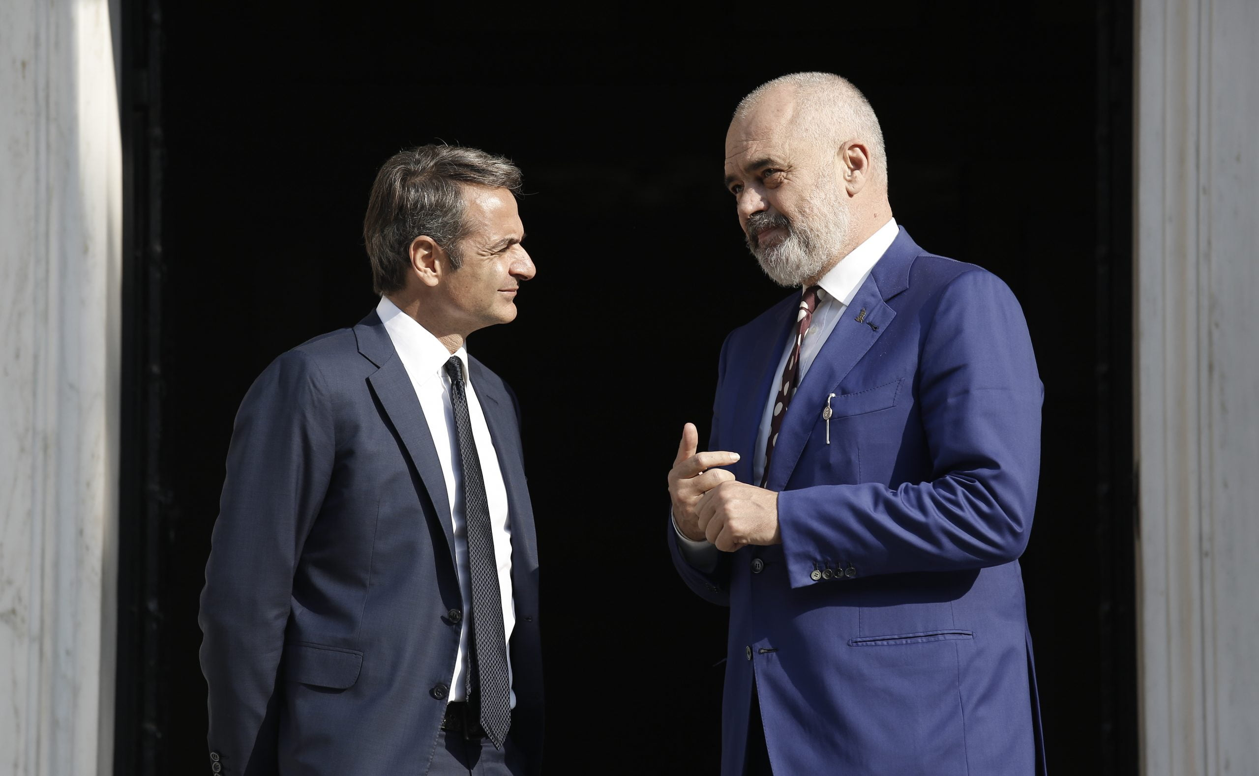 Μυαλό δεν βάζει η Αλβανία παρά τις συνεχείς «συστάσεις» Μητσοτάκη