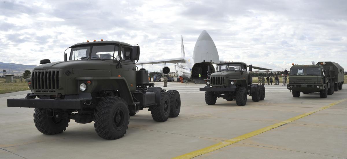 Τρικυμία εν κρανίω – Ο Καλίν δηλώνει ότι η Τουρκία θα προχωρήσει στην ενεργοποίηση των S-400 με… κάποια καθυστέρηση