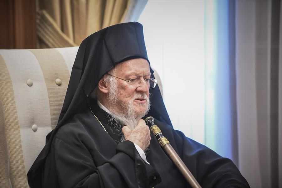 Επαίσχυντο τουρκικό δημοσίευμα στοχοποιεί τον Πατριάρχη Βαρθολομαίο ως συνεργάτη του Γκιουλέν