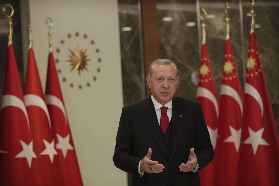 Η «σφαγή» στρατηγών και ναυάρχων στο Σαράι του Ερντογάν