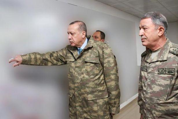 Ο Αρχιστράτηγος … Ερντογάν