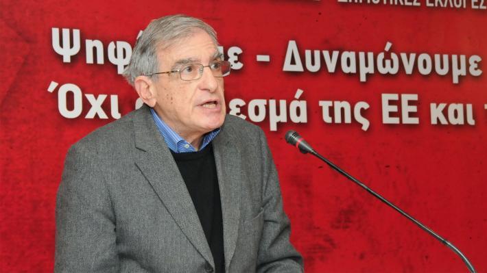 Η τουρκική επιθετικότητα – Άρθρο του αείμνηστου Θ. Στοφορόπουλου