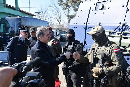 Χρυσοχοΐδης από Έβρο: Υλοποιούμε συγκεκριμένο σχέδιο – Τι γίνεται με αστυνομικούς και φράχτη