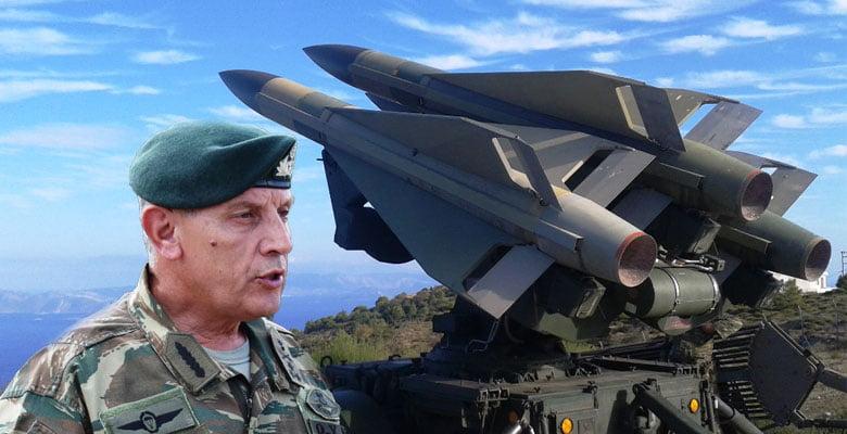 Αρχηγός ΓΕΕΘΑ Κ. Φλώρος προς ΝΑΤΟ: Υπάρχει κίνδυνος πρόκλησης ατυχήματος στο Αιγαίο