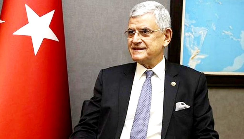 Ο Τούρκος Βολκάν Μποζκίρ νέος πρόεδρος της Γενικής Συνέλευσης του ΟΗΕ
