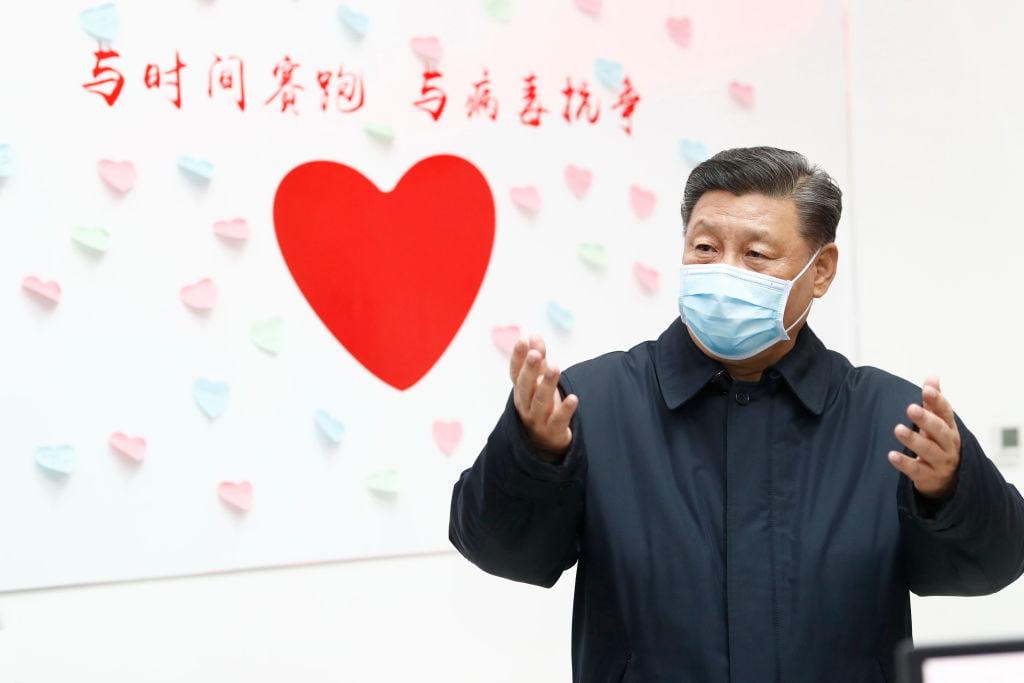 Κορονοϊός: η κινεζική παγκόσμια εκστρατεία εκφοβισμού
