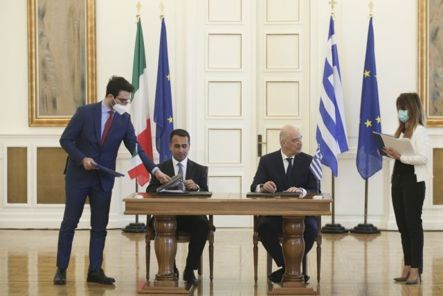 ΑΟΖ Ελλάδας-Ιταλίας: Ποιο μήνυμα στέλνει στην Τουρκία