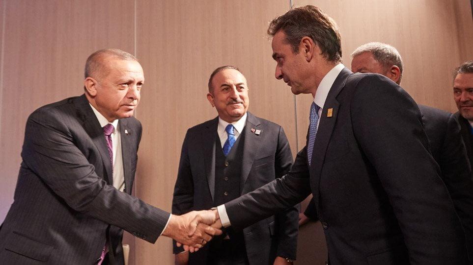 Ελληνοτουρκικά: Τα σενάρια για το Αιγαίο μετά το τηλεφώνημα Μητσοτάκη – Ερντογάν