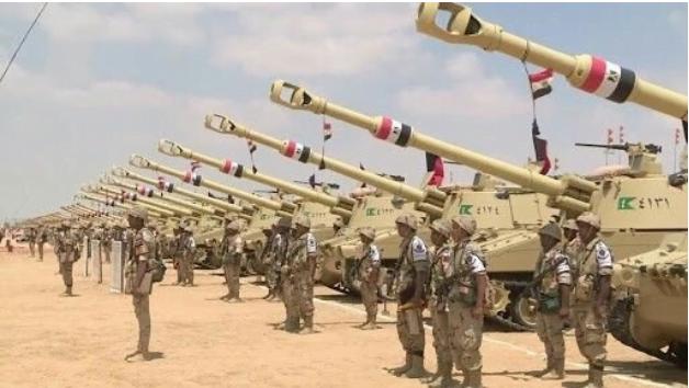 ΕΚΤΑΚΤΟ: Εισβολή του Αιγυπτιακού στρατού στην Λιβύη!