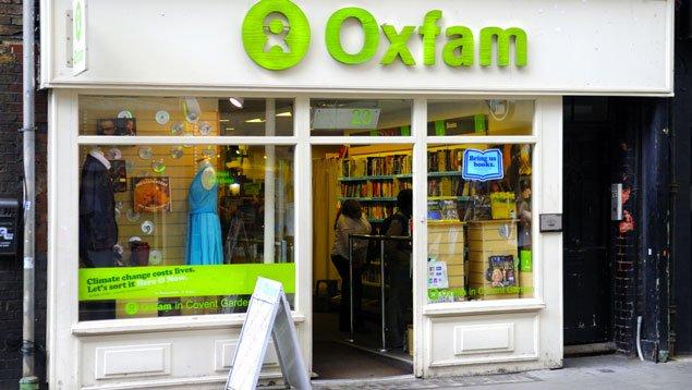 Έργα και ημέρες της ΜΚΟ Oxfam