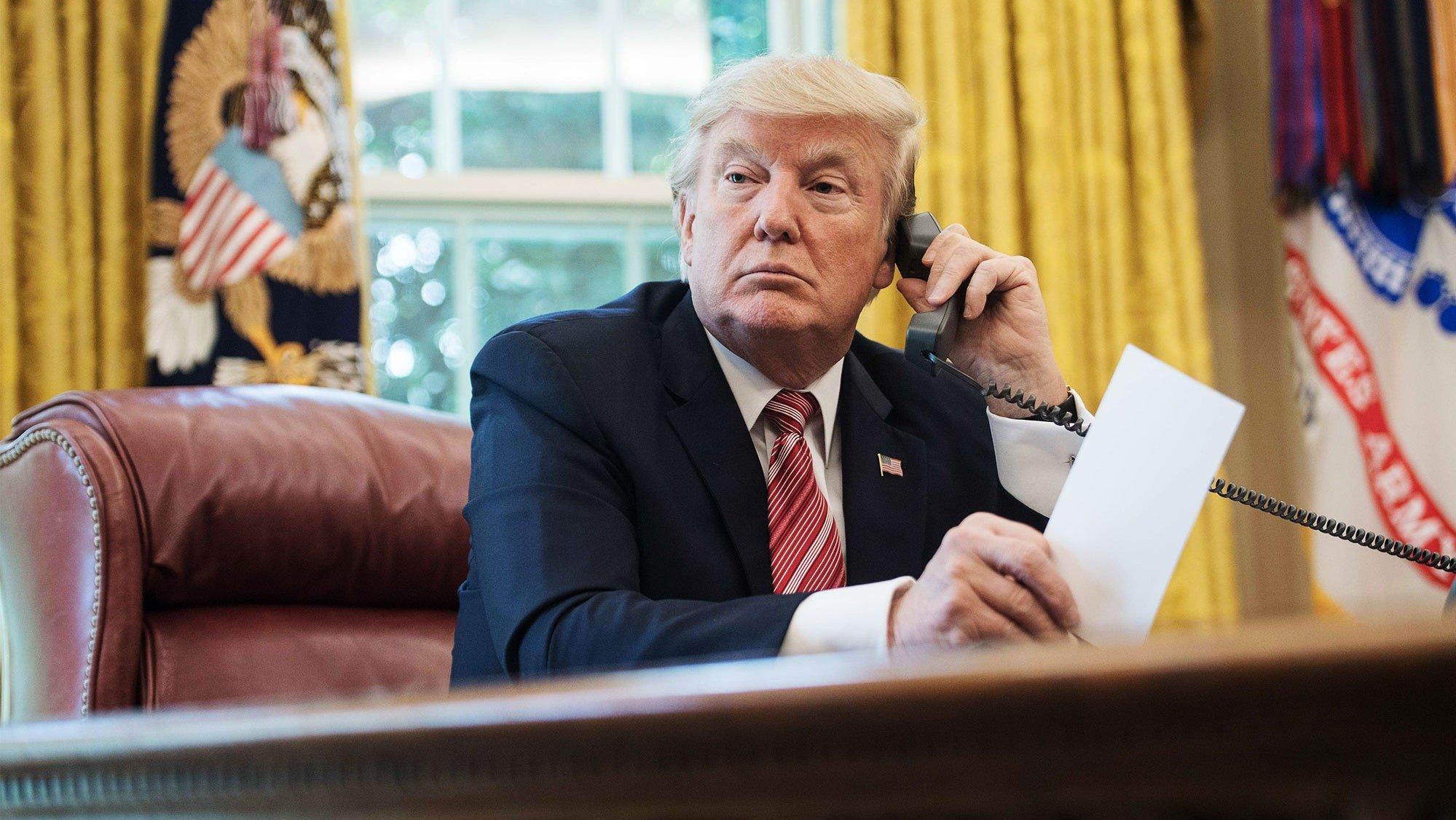CNN: Ο Ερντογάν τηλεφωνούσε στον Τραμπ ότι ώρα ήθελε