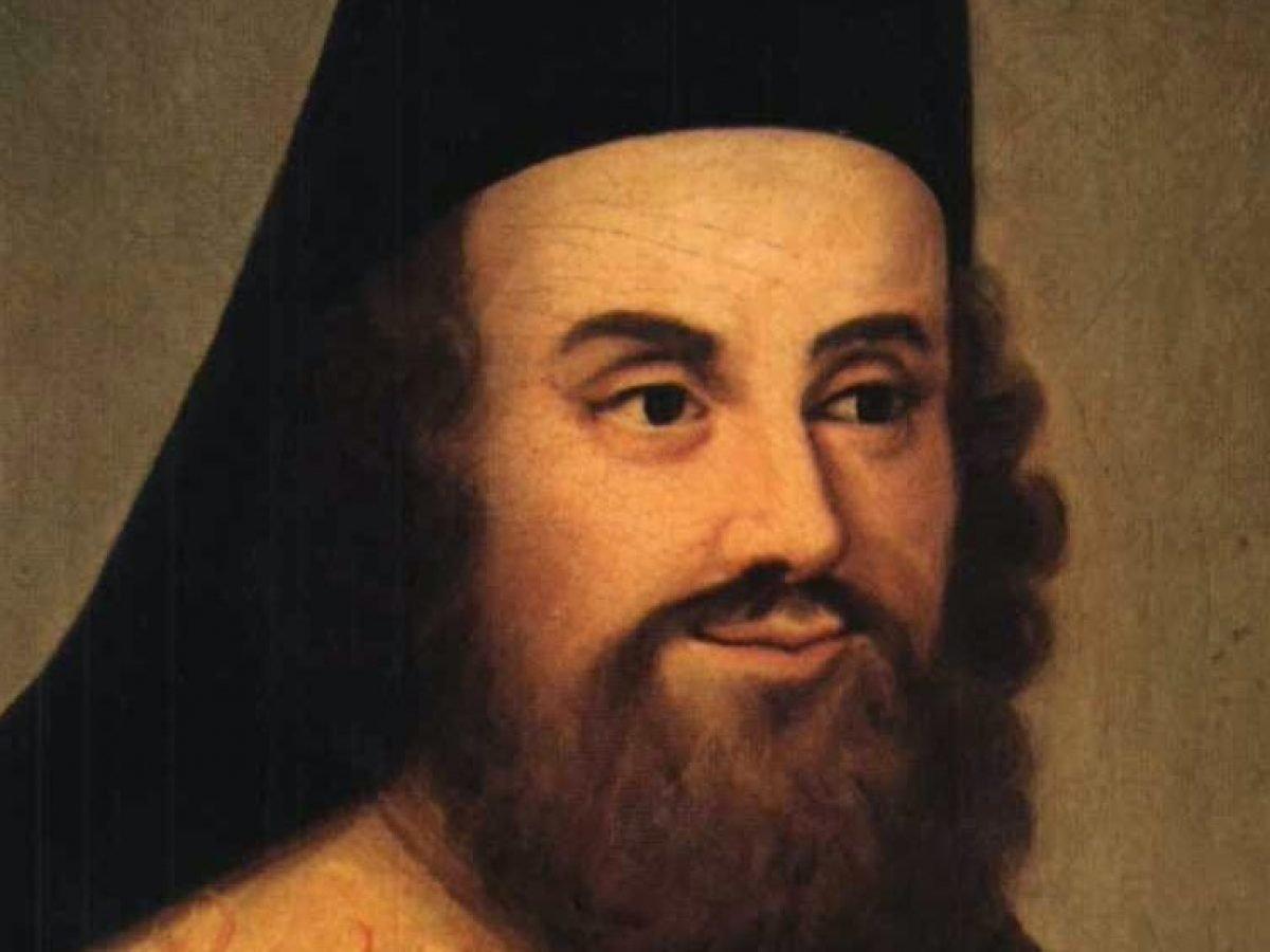 Ο Επίσκοπος Ηλίας Μηνιάτης και οι Έλληνες