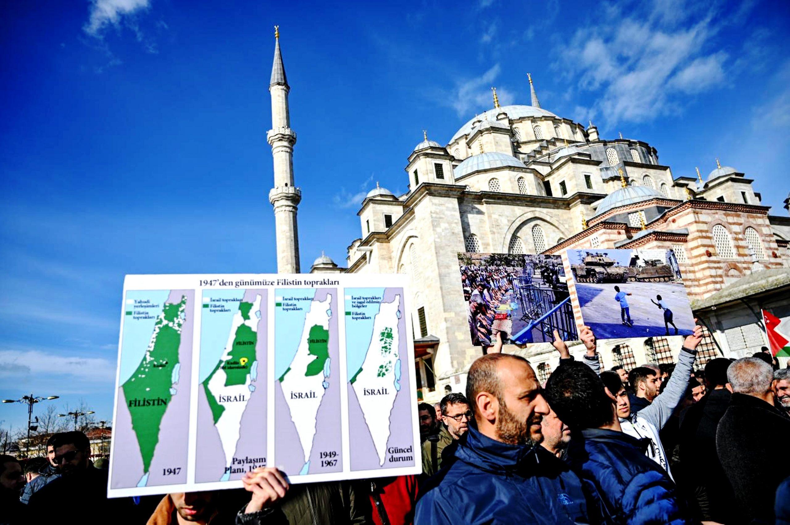 Γλυκόπικρα Αισθήματα Ισραήλ και Τουρκίας: Εταίρος ή Αντίπαλος;