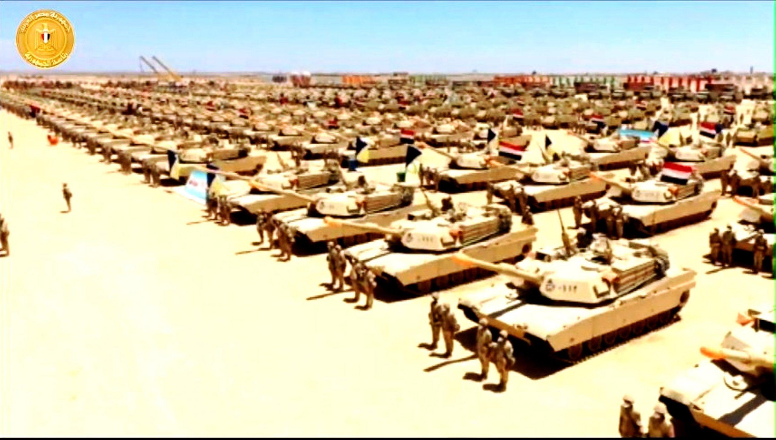 Στο Σίντι Μπαράνι, ο πρόεδρος της Αιγύπτου αλ-Σίσι ισχυρίζεται ότι η Αίγυπτος έχει κάθε νομιμότητα να επέμβει στη Λιβύη και ότι οι πόλεις Σύρτη και Βεγγάζη αποτελουν κόκκινη γραμμή…