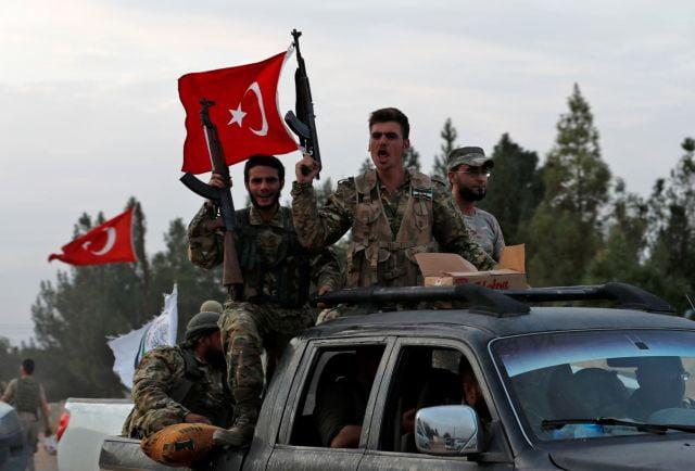 Η Τουρκία ετοίμαζε την αποστολή Σύρων τζιχαντιστών προς το Αρτσάχ από τις αρχές Ιουλίου