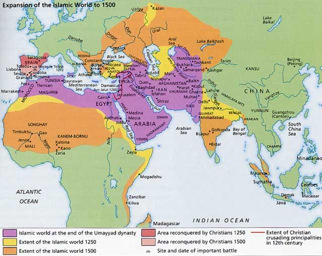 Το Ισλάμ και η «μαύρη τρύπα της ιστορίας»