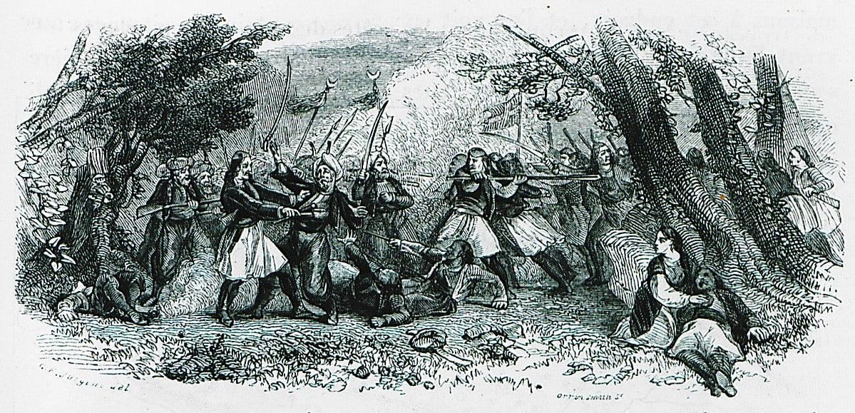 29 Ιουνίου 1821: Η μάχη της Πλάκας