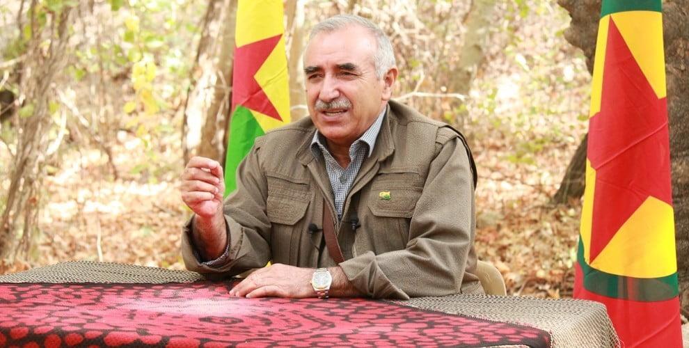 Μουράτ Καραγιλάν: Οι Κούρδοι αντάρτες πολεμούν σε τρία μέτωπα στο Χαφτάνιν