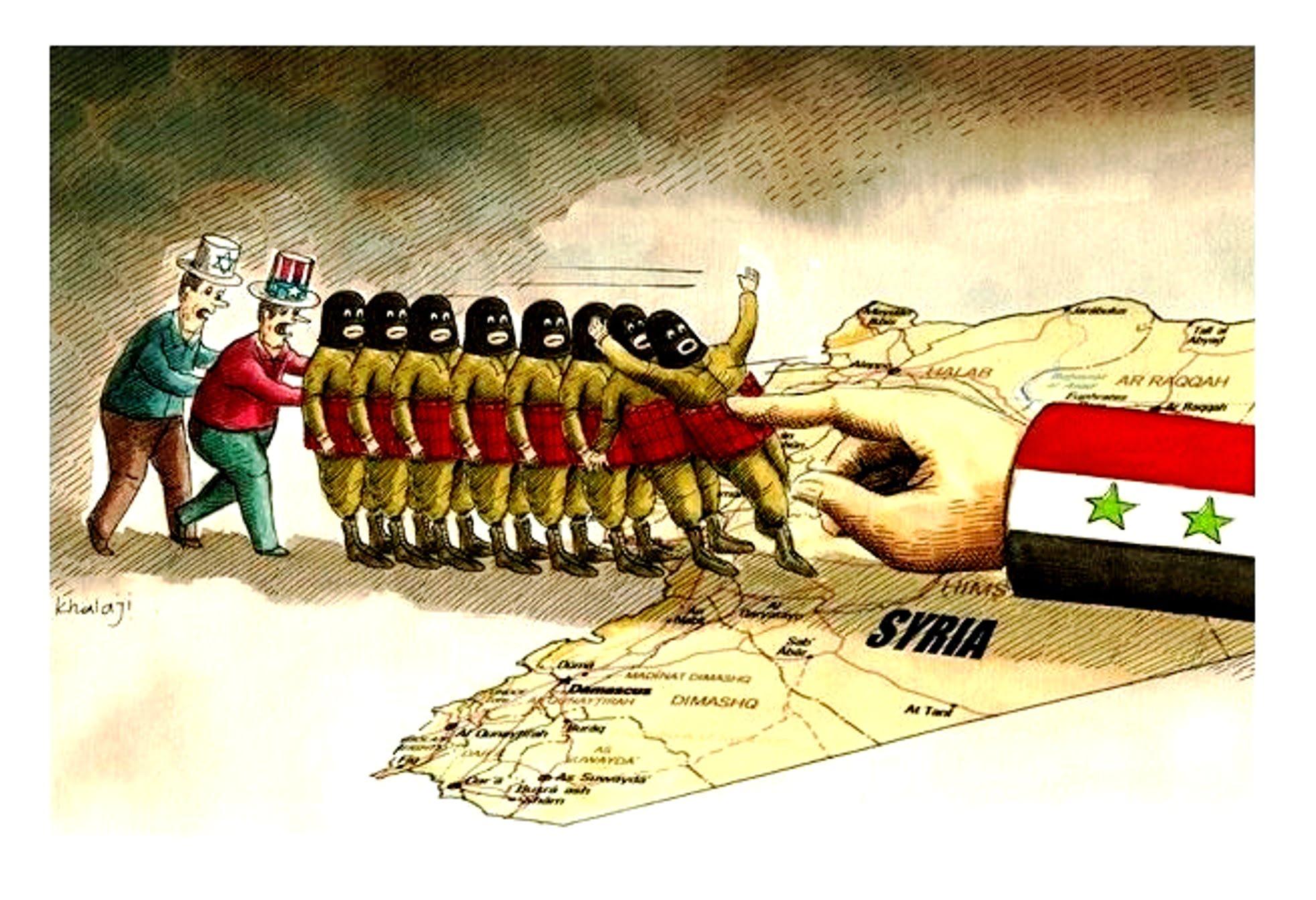 Συρία: Οι κυρώσεις της Δύσης είναι το άλλο πρόσωπο της τρομοκρατίας.