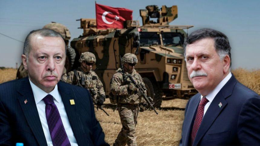 Παρέμβαση Γερουσιαστών στον Τραμπ: Στήριξε την Ελλάδα, διώξε τον τουρκόφιλο της Λιβυής!