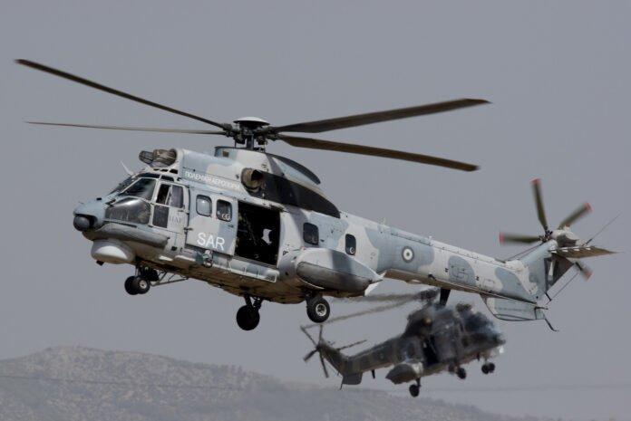 ΠΑΡΟΥΣΙΑΣΗ: AS-532 Mk.2 Cougar, ο από μηχανής θεός για τους πιλότους της Πολεμικής μας Αεροπορίας, όταν κάτι δεν πάει καλά…