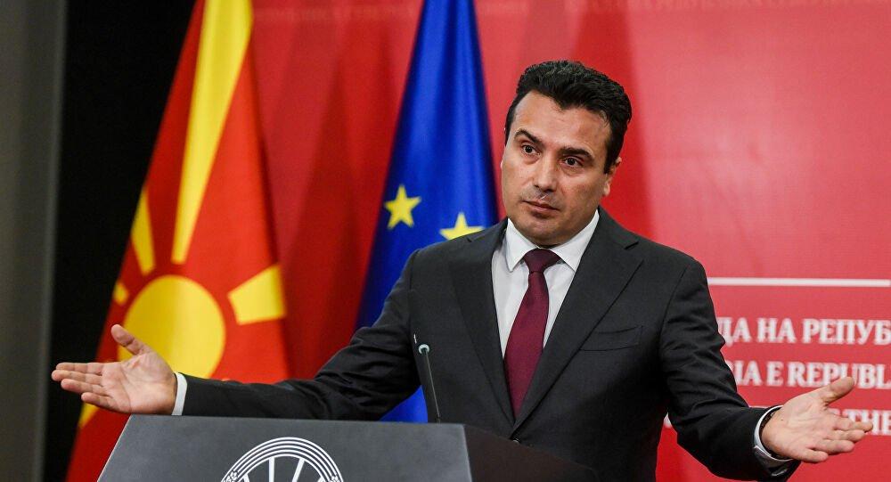 """Ο """"θρίαμβος"""" των Πρεσπών – Ζάεφ: Όσο υπάρχουν Μακεδόνες, θα υπάρχει και η μακεδονική γλώσσα"""