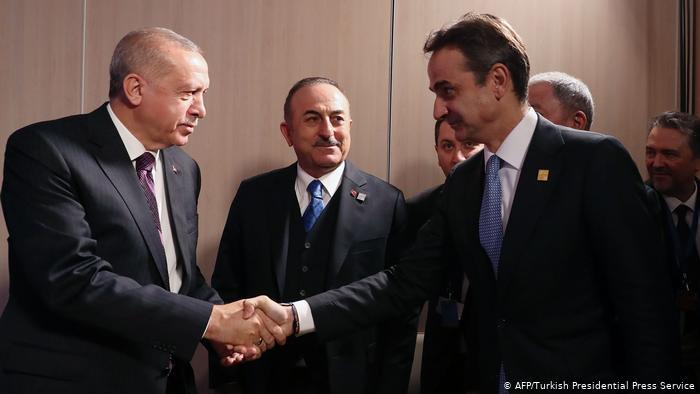 Spiegel: Σπάει ο πάγος μεταξύ Μητσοτάκη και Ερντογάν