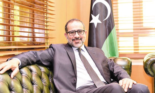 Al-Youm7 συνέντευξη: Ο Aref Nayed δηλώνει πως ο Νεο-οθωμανισμός αποτελεί σημαντική απειλή για τα Αραβικά Κράτη