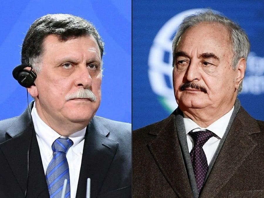 ΟΗΕ – Λιβύη: Χαφτάρ και Σαράζ στον 3ο γύρο συνομιλιών της κοινής στρατιωτικής επιτροπής